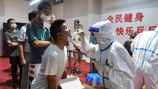 Chinese mainland reports 32 new COVID-19 cases
