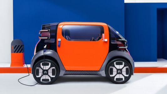 You Might Not Need a License to Drive the Citroën Ami One Concept