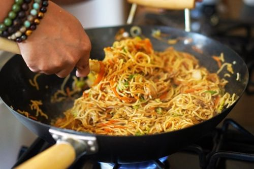 Recipe: Making Yakisoba at Home