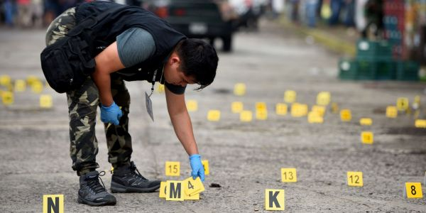 Mexico set another record for homicides in 2019