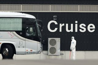 16 cruise ship evacuees being moved to US hospitals