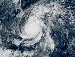 Powerful category 2 typhoon In-fa barred south Japan islands