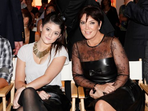 Kris Jenner blames herself for Kylie Jenner's claim she never had milk with cereal: 'It's all my fault'