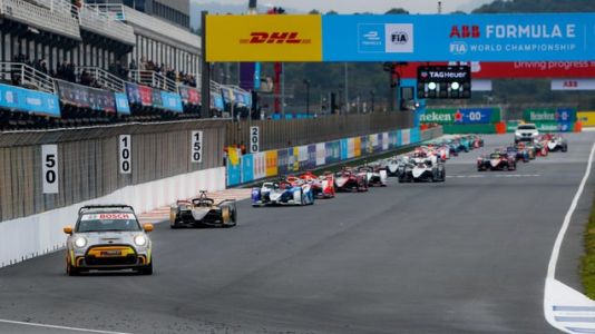 """""""Extra Time"""" Is Coming To Formula E"""