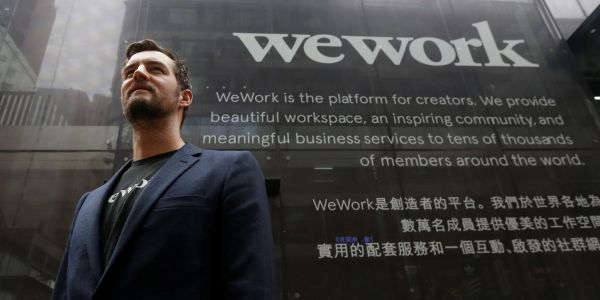 In leaked email, WeWork cofounder Miguel McKelvey tells employees 'it takes fortitude to continue to believe'