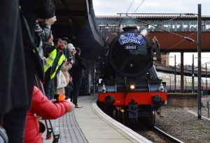Fans Urged to Stay Safe as Flying Scotsman Heads to East Midlands