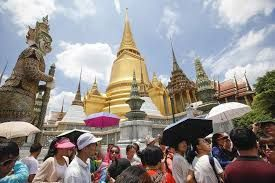 Thai minister hopes to revive tourism with promise of massage, marijuana