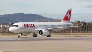 New Airbus A320neo to increase the environmental efficiency of Swiss Airlines