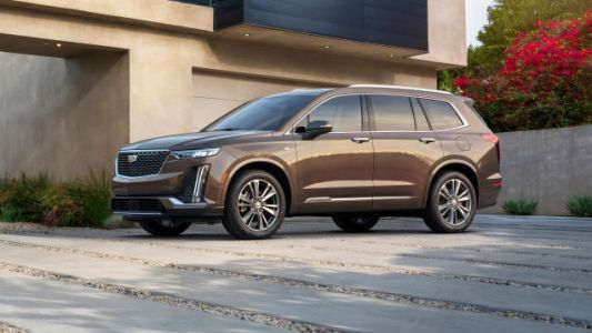 The 2020 Cadillac XT6 Will Be Cadillac's Three-Row Crossover Money Printer