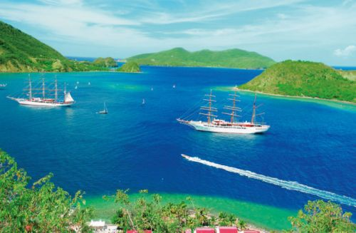 Traveling Back to the Golden Age of Sailing with Sea Cloud Cruises