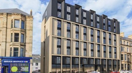 The Resident Edinburgh set to open for guests in 2024