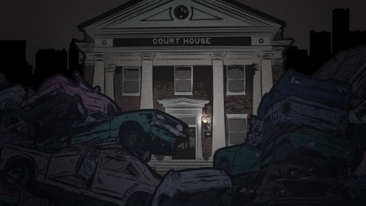 How a Subprime Auto Lender Consumed Detroit With Debt and Turned Its Courthouse Into a Collections Agency