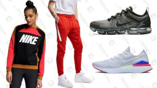 Fulfill All Your Nike Needs With $30 Off Orders of $150 or More