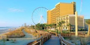 Myrtle Beach city officials issue immediate hotel evacuation order