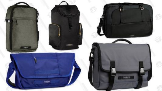 Stuff All Your Stuff Into a New Timbuk2 Bag With 30% Off Sitewide