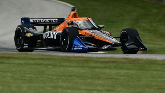 IndyCar's Oliver Askew Raced With Concussion-Like Symptoms Since August