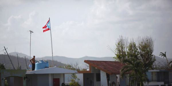 Puerto Rico finally restored power to the entire island - 328 days after Hurricane Maria hit