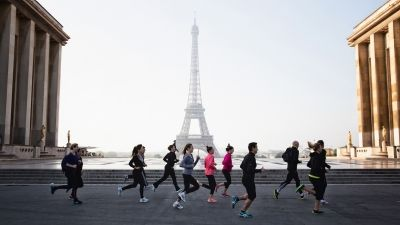 Join Four Seasons Hotel George v, Paris in celebrating the Global Wellness Day!