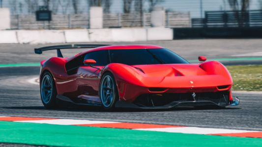 The Ferrari P80/C Looks So Amazing I'm Sad There's Only One