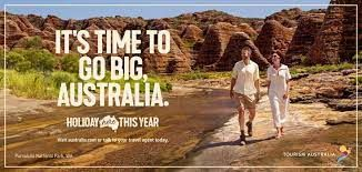New Campaign urges Australians to take an Epic Holiday