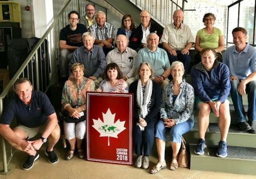 Report From the September Eastern Canada Meeting in Toronoto