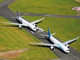 Boeing apologises for Max mishaps while Airbus surges ahead