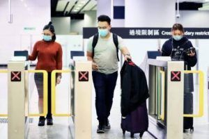 China issues temporary entry ban on all foreign visitors