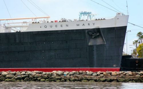 The Queen Mary Drama Continues: Long Beach Now Wants The Port To Take Control Of The Ship And Its Land