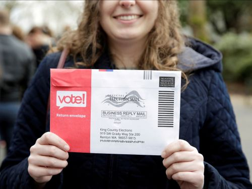 Voting by mail is the safest, easiest way to vote. Why are so many national Republicans lying about it?