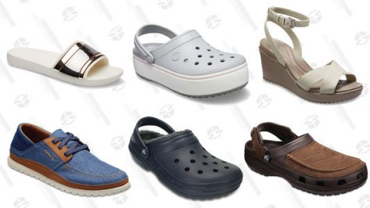Crocs Are Cool Now, and Their Entire Site Is 40% Off