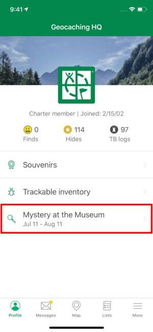 Mystery at the Museum FAQ