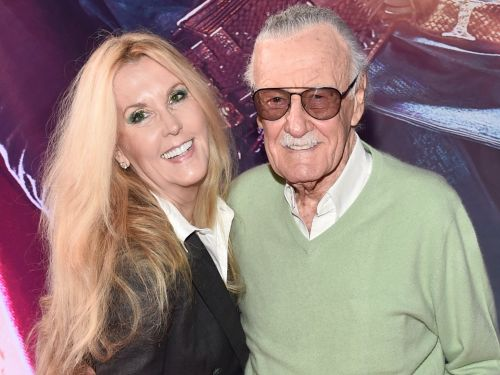 Stan Lee was working on a final superhero called 'Dirt Man' with his daughter before his death