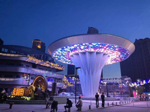 Vibrant night life reviving in Tianjin
