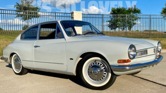 This Incredible Brazilian VW America Never Got Is For Sale Here Right Now