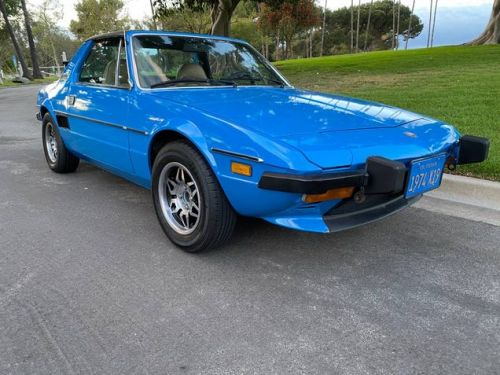 At $12,500, Could This 'Restored' 1974 Fiat X1/9 Restore Your Faith In Fun?