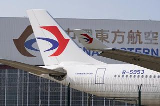 China Eastern Airlines to receive $4.6 billion capital injection