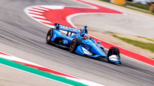 Here Are the Best Views From Saturday Afternoon at Circuit of The Americas' Inaugural IndyCar Race