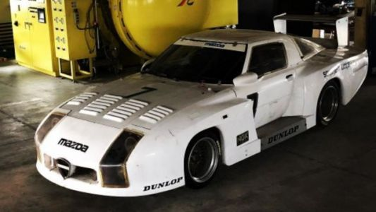 Missing Mazda RX-7 Racer Found 35 Years After Running in Le Mans