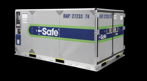 Delta Cargo continues to innovate with introduction of CSafe RAP container