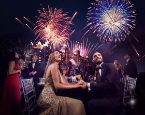 Celebrate this festive season and bring in 2019 with Atlantas, the Palm
