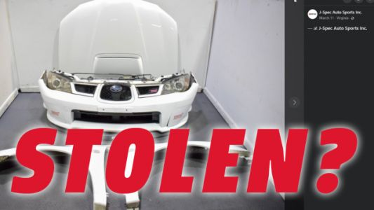 Facebook Group Catches American Shop That Sure Seems To Be Selling Stolen Japanese Cars And Parts