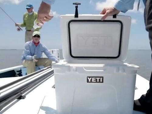 YETI coolers can sell for up to $1,300. Photos show how the brand became a status symbol in less than 10 years