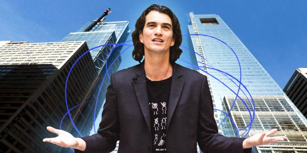 WeWork's had a terrible month, and now the company may be getting bailed out by SoftBank - here's everything that has happened since the embattled company filed to go public