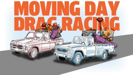 I've Got An Idea For A New Kind Of Truck-Friendly Drag Racing