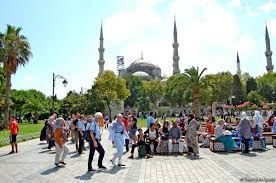Diversification proves boom for record breaking Turkish tourism