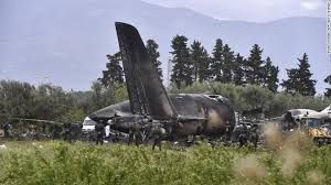 Two dead in helicopter crash in western Algeria