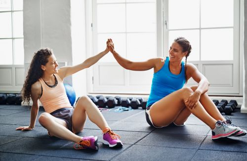I want to exercise more for my mental health but always lose motivation and give up. How do I make an active lifestyle stick?