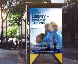 The Other Side of NY marketing campaign