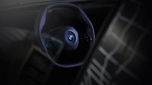 BMW's Funny New Steering Wheel Might Solve One of the Many Problems with Self-Driving Cars