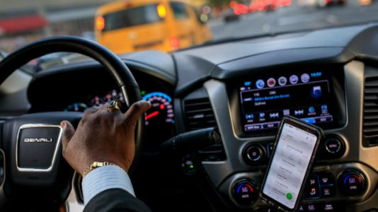 Uber Is Suing The City Of New York